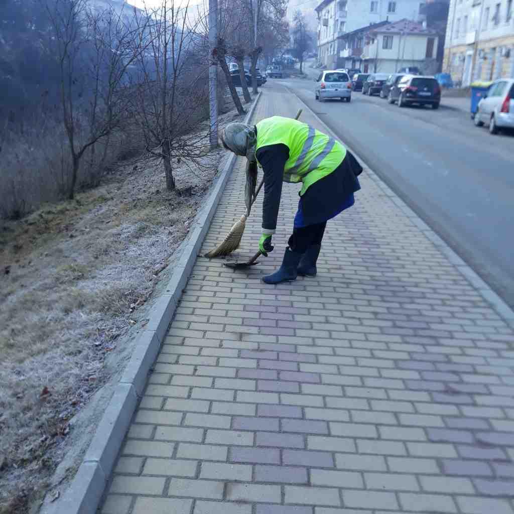 """Устойчивост на Общинско социално предприятие """"Озеленяване и благоустройство"""" - Мадан"""
